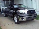 2007 Black Toyota Tundra SR5 Double Cab 4x4 #58396966