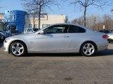 2008 Titanium Silver Metallic BMW 3 Series 328xi Coupe #58397193