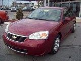 2007 Sport Red Metallic Chevrolet Malibu Maxx LT Wagon #58396940