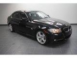 2010 Jet Black BMW 3 Series 335i Sedan #58396929