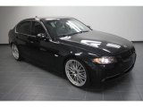 2008 Black Sapphire Metallic BMW 3 Series 335i Sedan #58396928