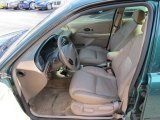 Mercury Mystique Interiors