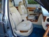 2002 Rolls-Royce Silver Seraph Interiors