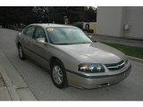 2001 Sandrift Metallic Chevrolet Impala  #58397135