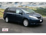 2012 South Pacific Pearl Toyota Sienna LE AWD #58396551
