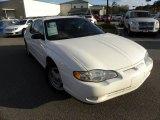 2003 White Chevrolet Monte Carlo LS #58396824
