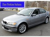 2003 Steel Grey Metallic BMW 3 Series 330xi Sedan #58396501