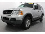 2002 Ford Explorer Silver Frost Metallic