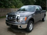2011 Sterling Grey Metallic Ford F150 XLT SuperCab 4x4 #58397004