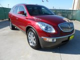 2010 Red Jewel Tintcoat Buick Enclave CXL AWD #58396785