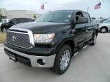 2012 Black Toyota Tundra Texas Edition CrewMax 4x4 #58447602