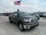 2012 Magnetic Gray Metallic Toyota Tundra Platinum CrewMax 4x4 #58447601