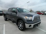 2012 Magnetic Gray Metallic Toyota Tundra Texas Edition CrewMax #58447600