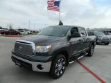 2012 Magnetic Gray Metallic Toyota Tundra Texas Edition CrewMax #58447599