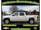 2012 White Diamond Tricoat Chevrolet Silverado 1500 LT Crew Cab 4x4 #58448132