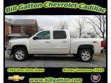 2012 White Diamond Tricoat Chevrolet Silverado 1500 LT Crew Cab 4x4 #58448130