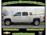 2012 White Diamond Tricoat Chevrolet Silverado 1500 LT Crew Cab 4x4 #58448129