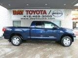 2012 Nautical Blue Metallic Toyota Tundra TRD Double Cab 4x4 #58447546