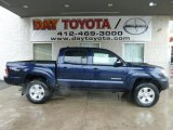 2012 Nautical Blue Metallic Toyota Tacoma V6 TRD Sport Double Cab 4x4 #58447544