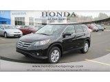 2012 Crystal Black Pearl Honda CR-V EX-L #58447824