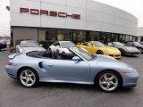 2004 Porsche 911 Polar Silver Metallic