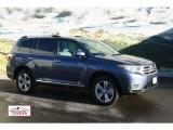 2012 Shoreline Blue Pearl Toyota Highlander Limited 4WD #58447445