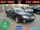 2004 Black Pontiac Grand Prix GT Sedan #58448011