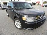 2010 Tuxedo Black Ford Flex SEL #58447748