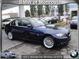 2011 Deep Sea Blue Metallic BMW 3 Series 335i Sedan #58447716