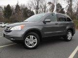 2010 Polished Metal Metallic Honda CR-V EX-L #58447949