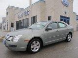 2008 Moss Green Metallic Ford Fusion SE V6 #58447694
