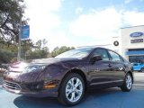 2012 Bordeaux Reserve Metallic Ford Fusion SE #58501430