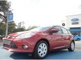 2012 Red Candy Metallic Ford Focus SE 5-Door #58501429