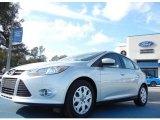 2012 Ingot Silver Metallic Ford Focus SE 5-Door #58501428