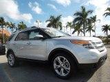 2011 Ingot Silver Metallic Ford Explorer Limited #58501411