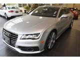 Audi A7 2012 Data, Info and Specs