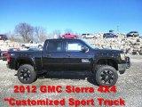 2012 GMC Sierra 1500 SLE Crew Cab 4x4