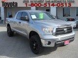 2011 Silver Sky Metallic Toyota Tundra Double Cab #58501371