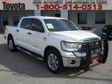 2010 Super White Toyota Tundra SR5 CrewMax #58501364