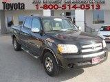 2005 Black Toyota Tundra SR5 Double Cab #58501362