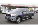 2008 Slate Gray Metallic Toyota Tundra SR5 Double Cab #58501650