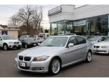 2011 Titanium Silver Metallic BMW 3 Series 335d Sedan #58501348