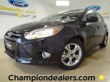 2012 Tuxedo Black Metallic Ford Focus SE Sport 5-Door #58501337