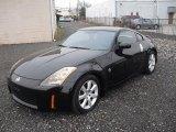 2004 Super Black Nissan 350Z Touring Coupe #58501590