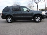 2009 Ford Explorer Black Pearl Slate Metallic