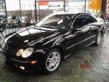2003 Mercedes-Benz CLK 55 AMG Coupe