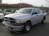 2011 Bright Silver Metallic Dodge Ram 1500 ST Crew Cab 4x4 #58501834