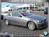 2009 Space Grey Metallic BMW 3 Series 328i Convertible #58501562