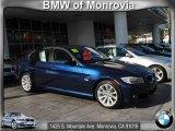 2011 Deep Sea Blue Metallic BMW 3 Series 328i Sedan #58501558
