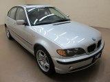 2004 Titanium Silver Metallic BMW 3 Series 325xi Sedan #58501266